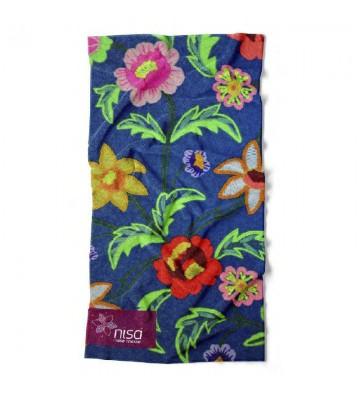 Beach towel - Blue 400gr